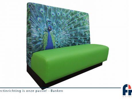 treinbank bedrukking - FH Meubelen