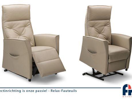 zorg relax fauteuils - FH Meubelen